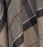 Barbour Staffin Winter Tartan Serape - North Shore Saddlery
