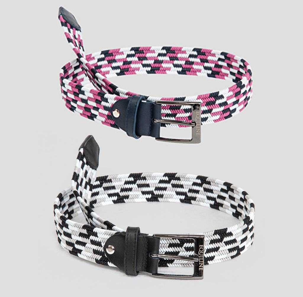 Equiline Cuba Braided Belt - SALE