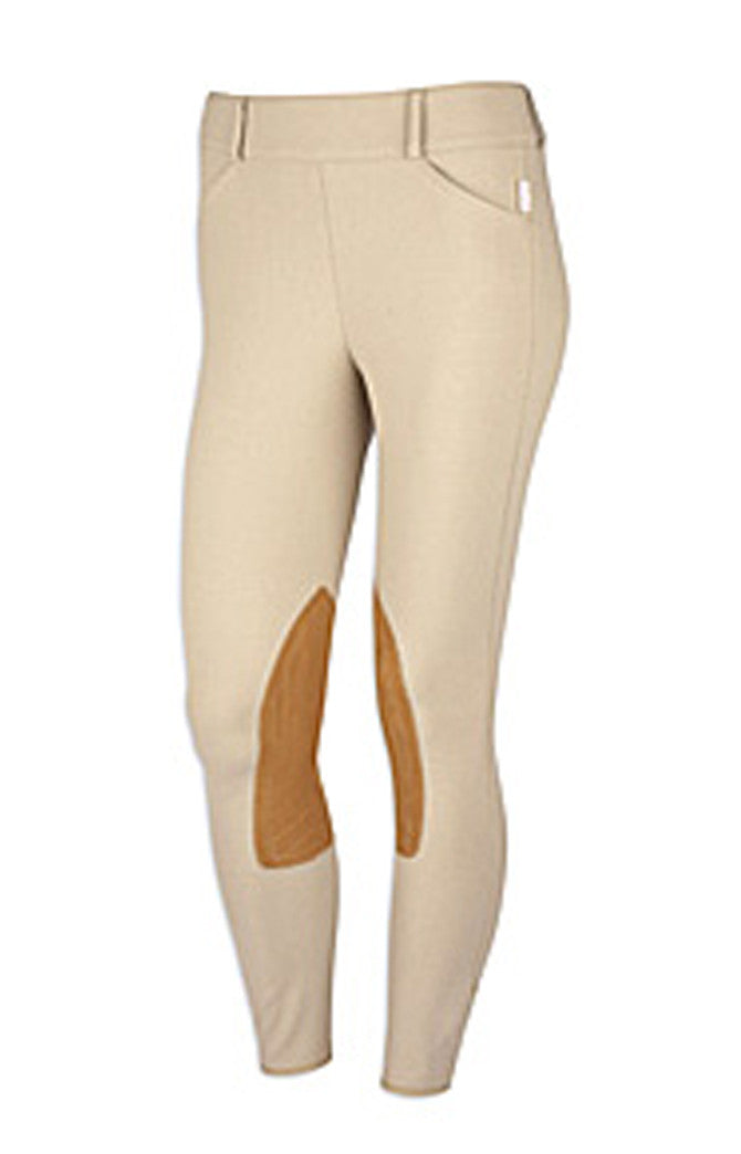 Tailored Sportsman Trophy Hunter Mid Rise Side Zip Breech - North Shore Saddlery