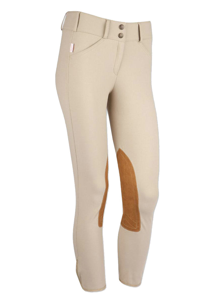 Tailored Sportsman Trophy Hunter Low Rise Front Zip Breech
