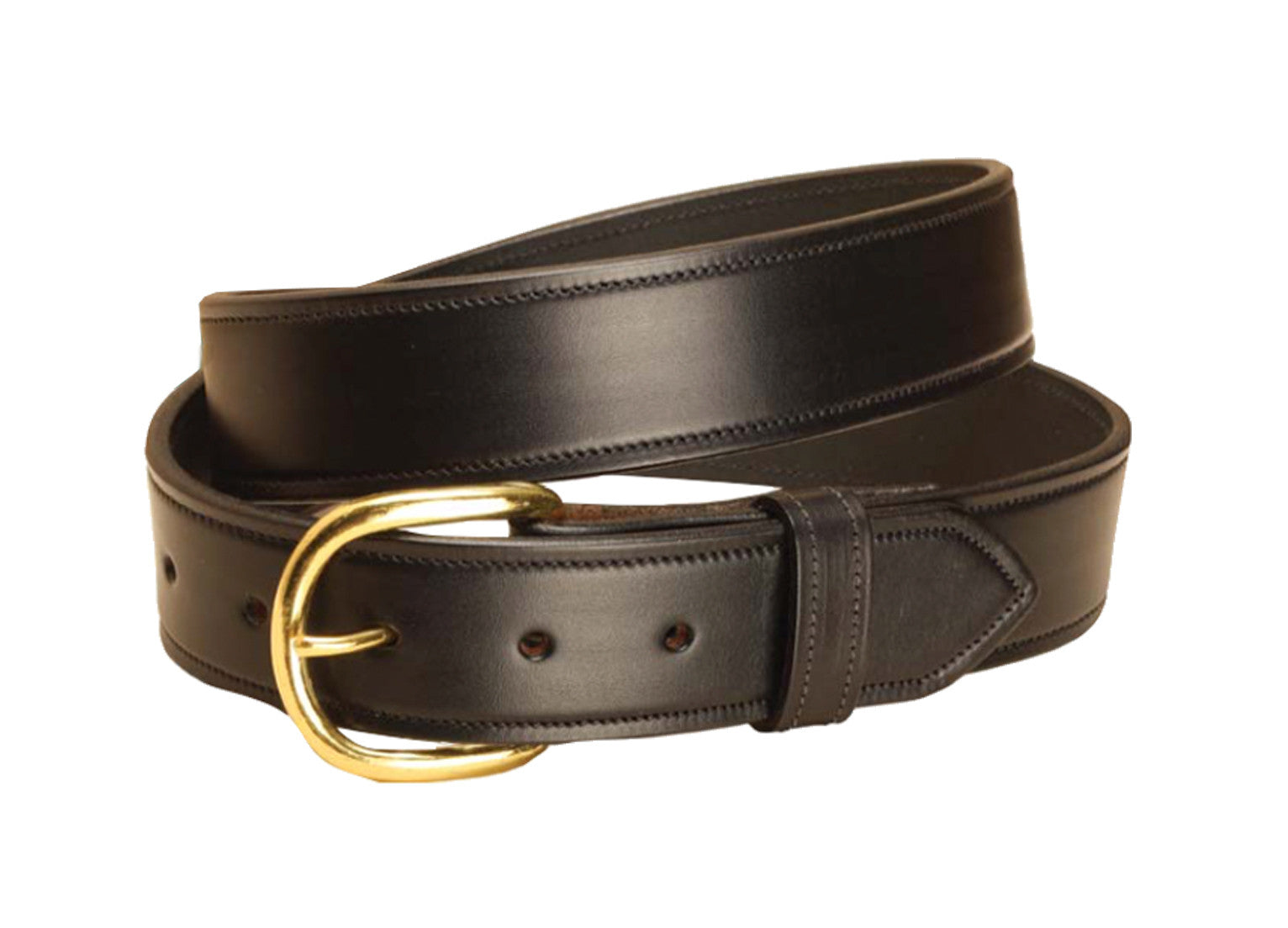 "Tory Leather 1 1/2"" Leather Belt"