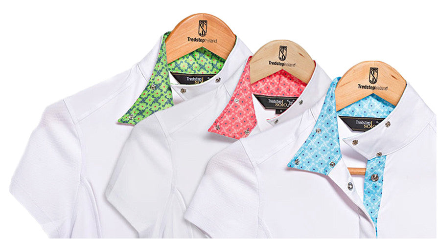 Tredstep Solo Short Sleeve Competition Shirt - SALE