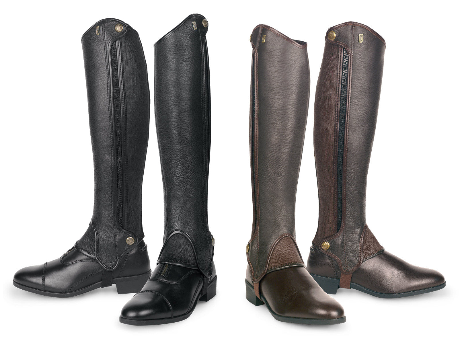 Tredstep Deluxe Half Chaps - North Shore Saddlery