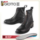Tredstep Giotto II Zip Paddock Boots - North Shore Saddlery