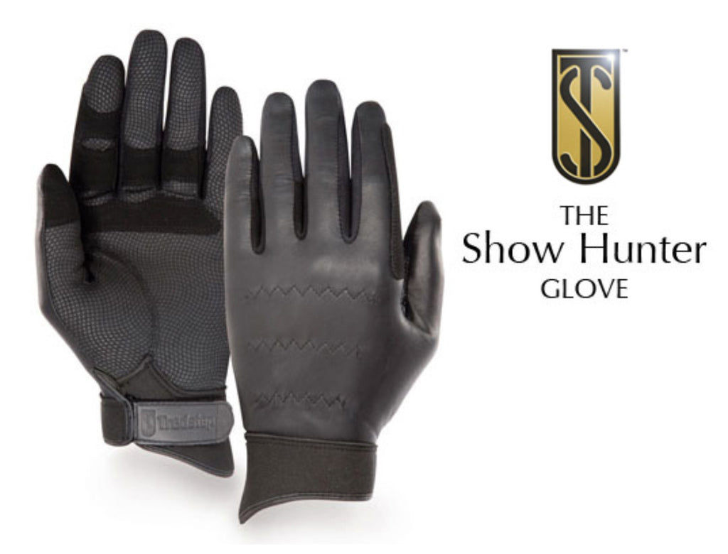Tredstep Show Hunter Riding Gloves