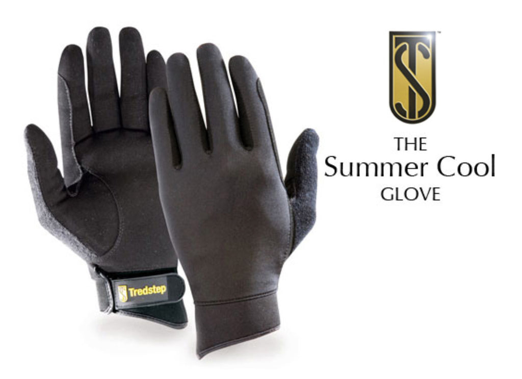 Tredstep Summer Cool Riding Gloves