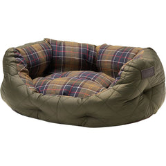 "Barbour Quilted Dog Bed - 30"" - North Shore Saddlery"