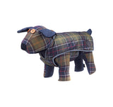 Barbour Waterproof Classic Tartan Dog Coat - North Shore Saddlery