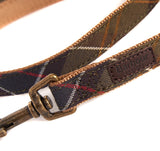 Barbour Tartan Webbing Dog Leash - North Shore Saddlery