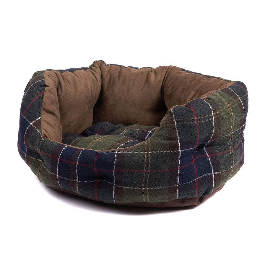 "Barbour Luxury Dog Bed - Medium 24"" - North Shore Saddlery"