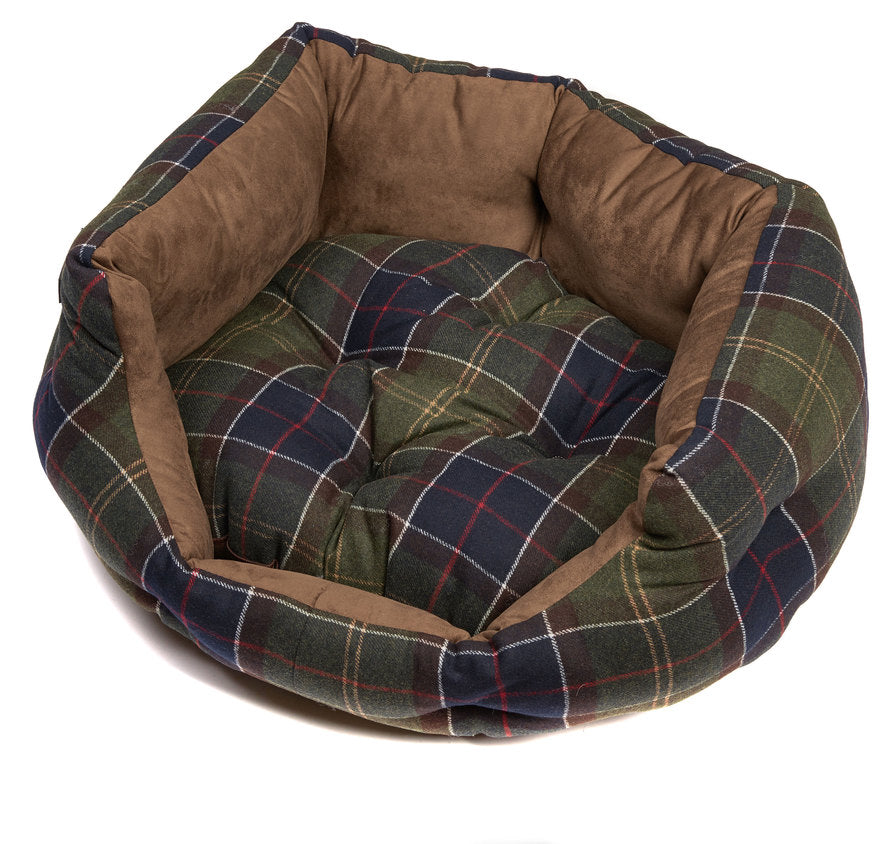 Barbour Luxury Dog Bed - Large 30""