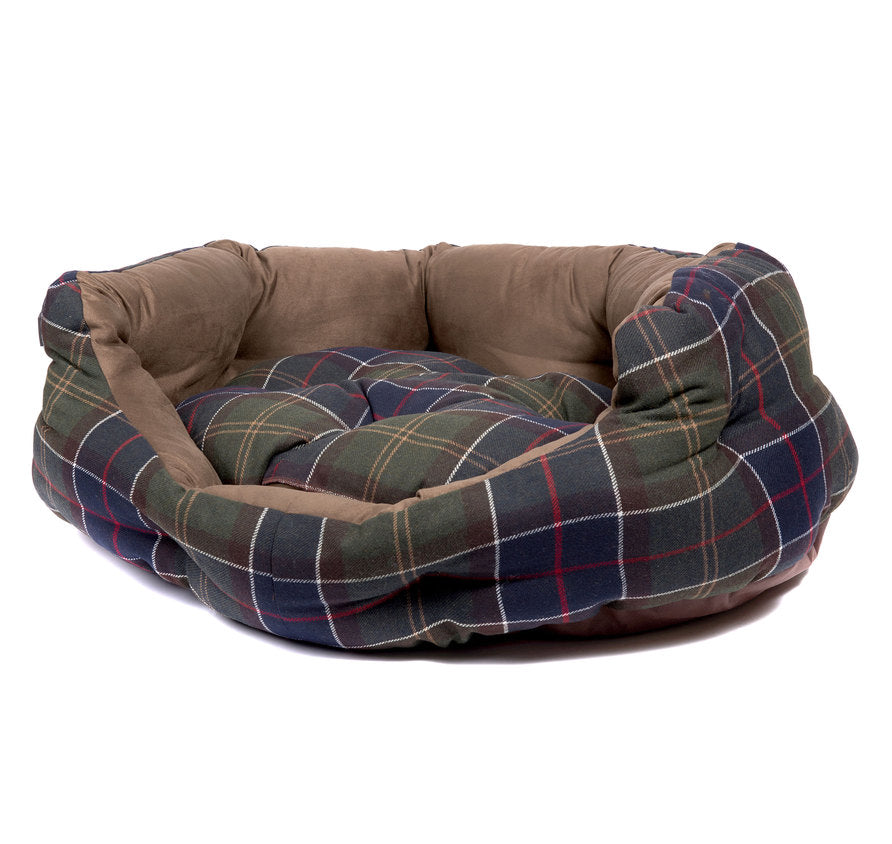 Barbour Luxury Dog Bed - Extra Large 35""