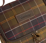 Barbour Tartan Wine Insulated Cooler Bag - SALE - North Shore Saddlery