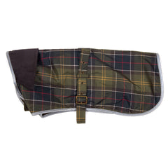 Barbour Waterproof Tartan Dog Coat - North Shore Saddlery