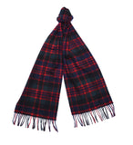 Barbour New Check Tartan Scarf - Macdonald - North Shore Saddlery
