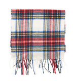 Barbour New Check Tartan Scarf - Dress Stewart