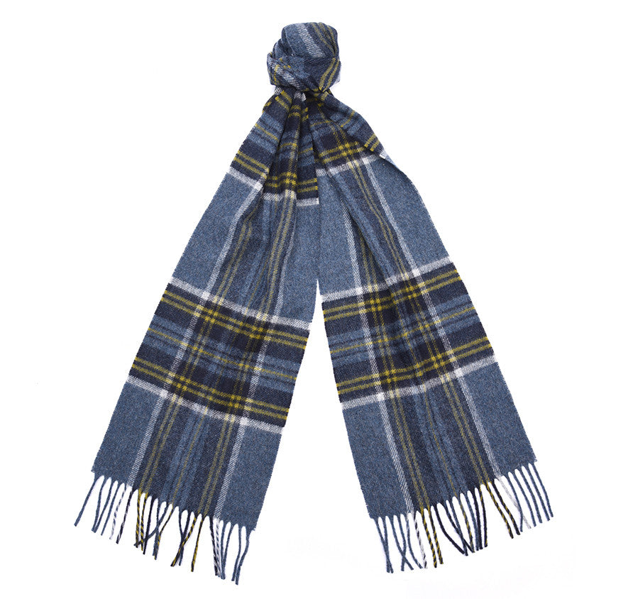 Barbour Slaley Check Scarf - North Shore Saddlery