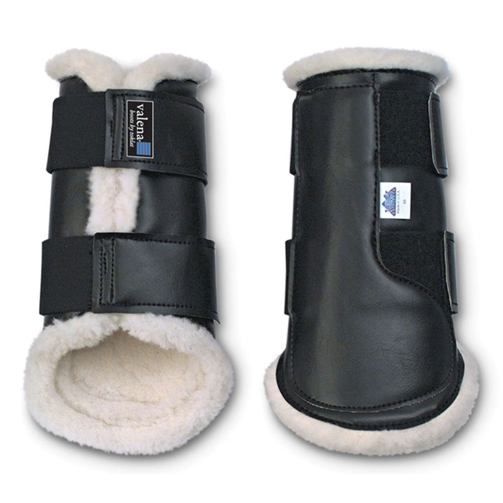 Valena Wool-Lined Protective Front Boots
