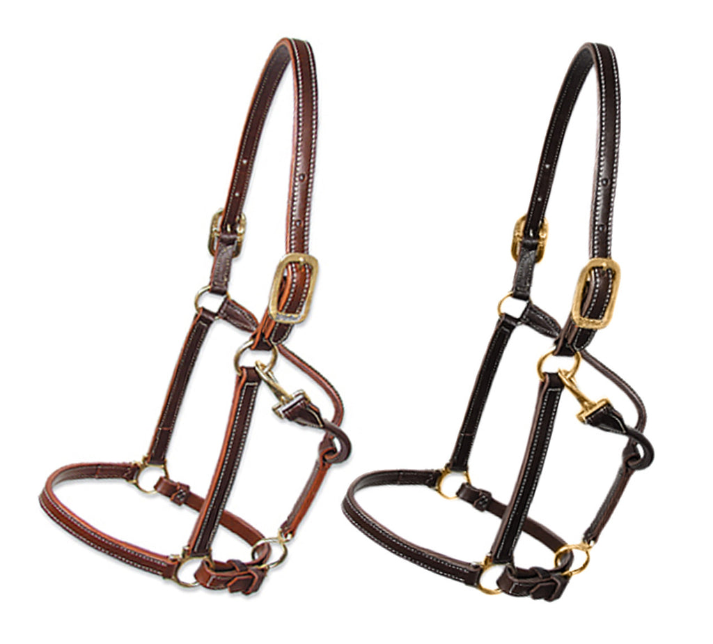 Walsh Sportsman Leather Halter