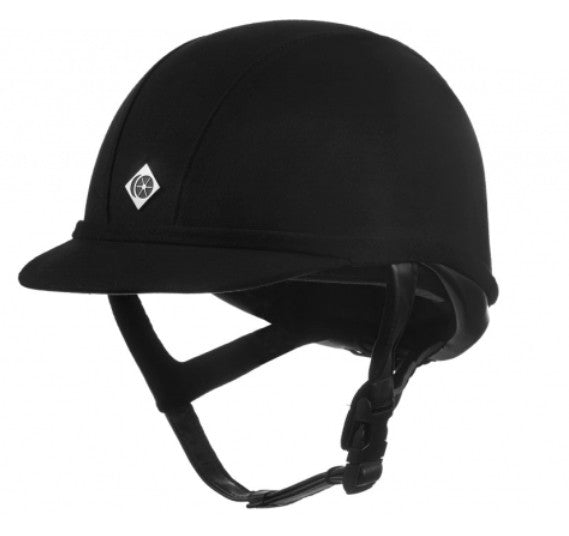 Charles Owen Wellington Pro Helmet - SALE - North Shore Saddlery
