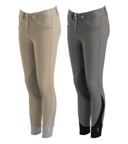 Tredstep Argenta Knee Patch Breech - SALE