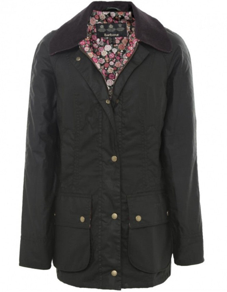 Barbour Hope Beadnell Waxed Jacket - SALE - North Shore Saddlery