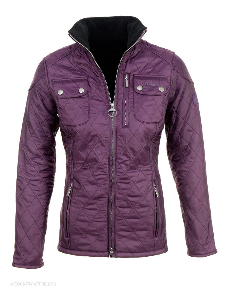 Barbour International Trials Polarquilt Jacket - SALE
