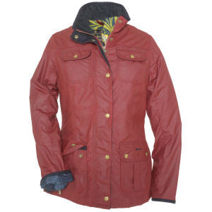Barbour Morris Utility Waxed Jacket - North Shore Saddlery