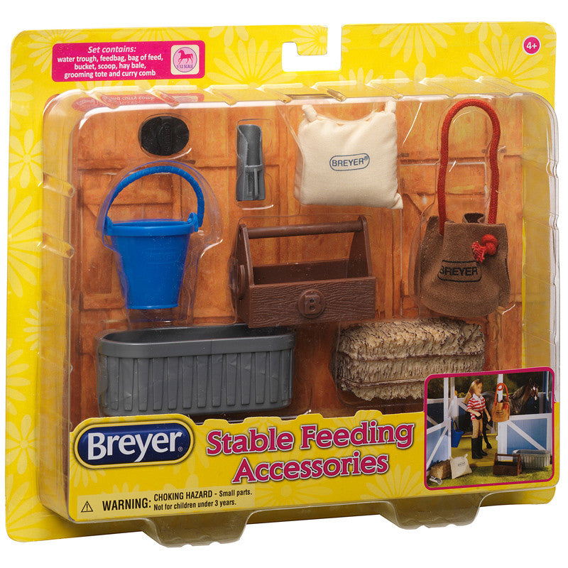 Breyer Stable Feeding Accessories Kit