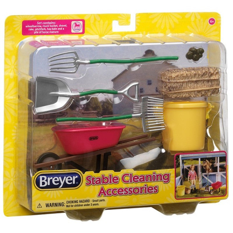 Breyer Stable Cleaning Accessories Kit