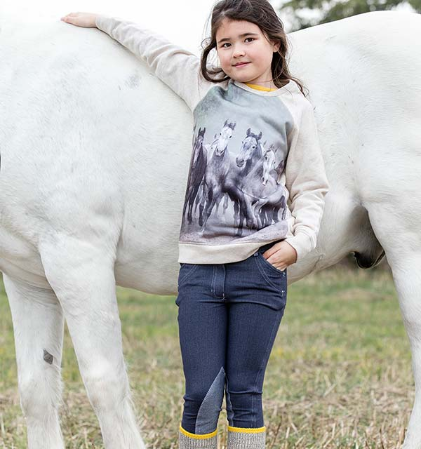 Horseware Girls Sweatshirt - SALE