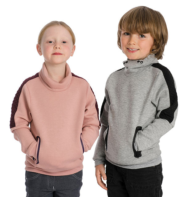 Horseware Kids Tech Luxe Mid Layer Sweater