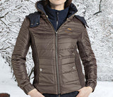 Equiline Paige Winter Bomber Jacket - North Shore Saddlery