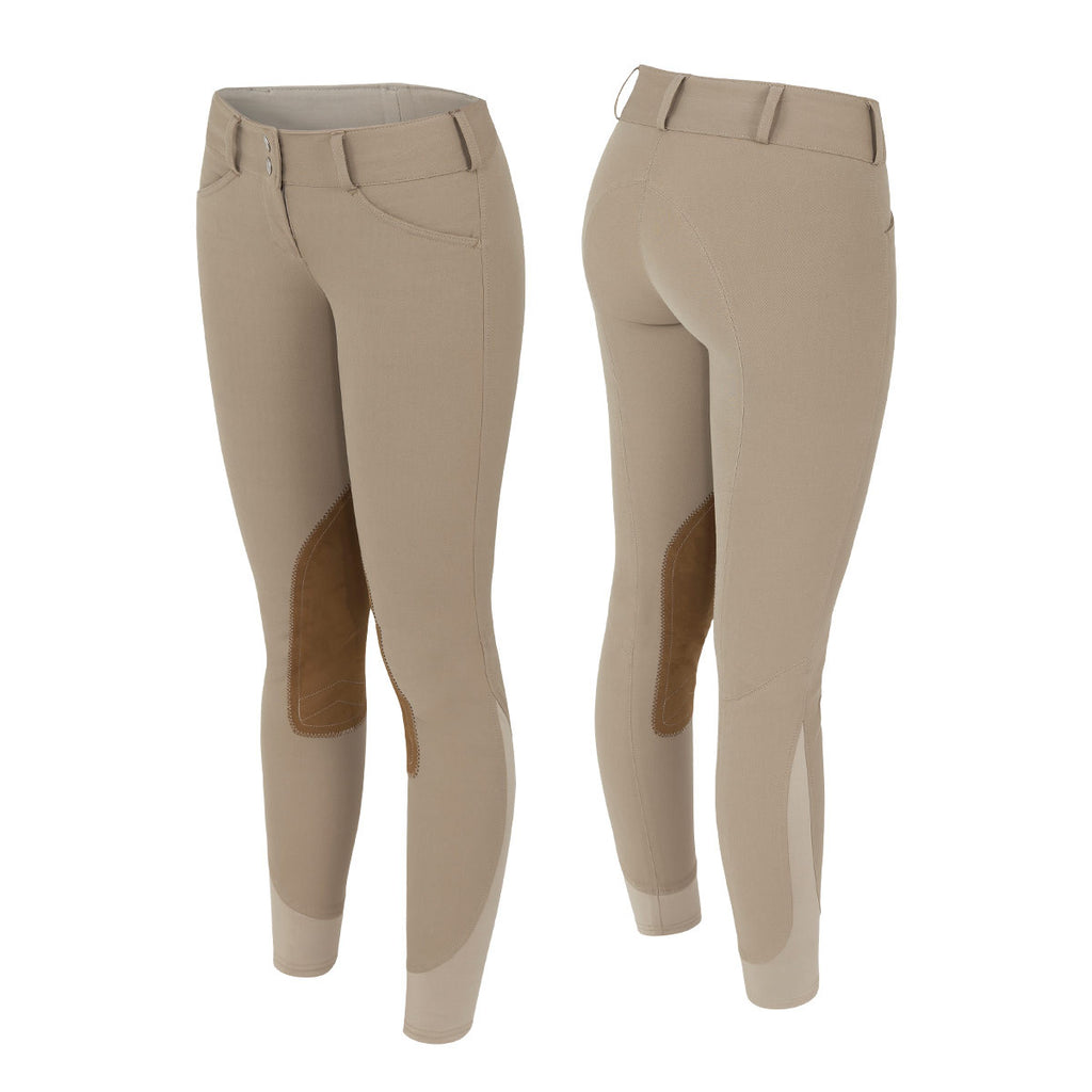 Tredstep Hunter Classic Knee Patch Breech