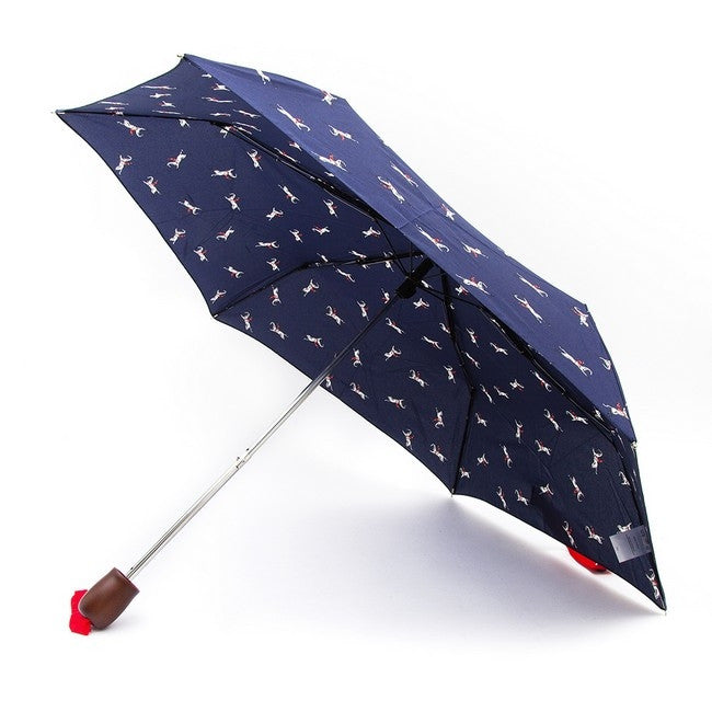 Joules Brolly Horse Print Umbrella
