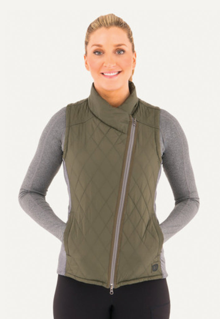 Noble Outfitters Warmup Quilted Vest - SALE