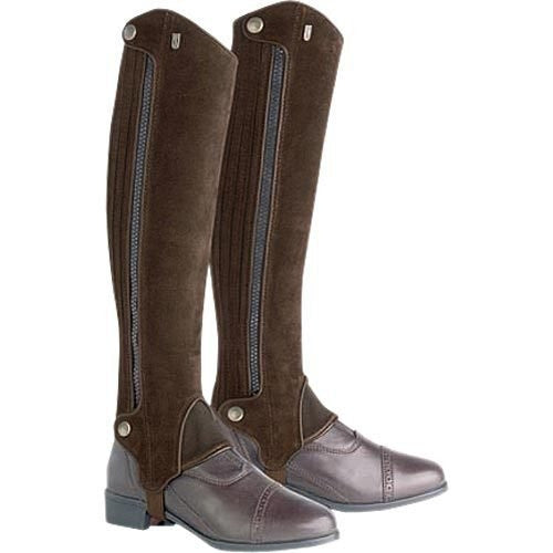 Tredstep Xtreme Suede Half Chaps - SALE - North Shore Saddlery