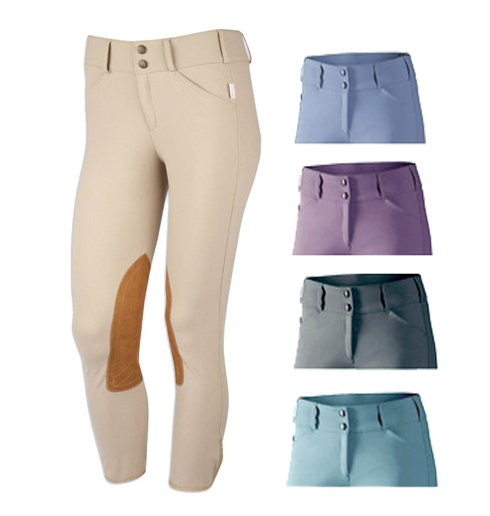 Tailored Sportsman Children's Trophy Hunter Front Zip Breech