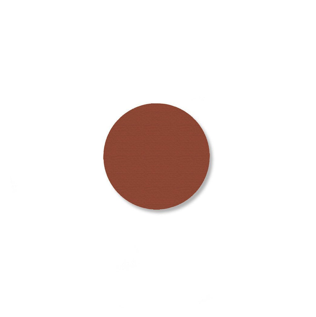 1 Brown 5S Floor Marking Dot - Packs Of 200 Product