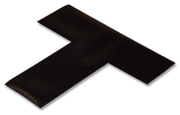 2 Wide Solid Black 5S Floor Tape T - Pack Of 25 Product