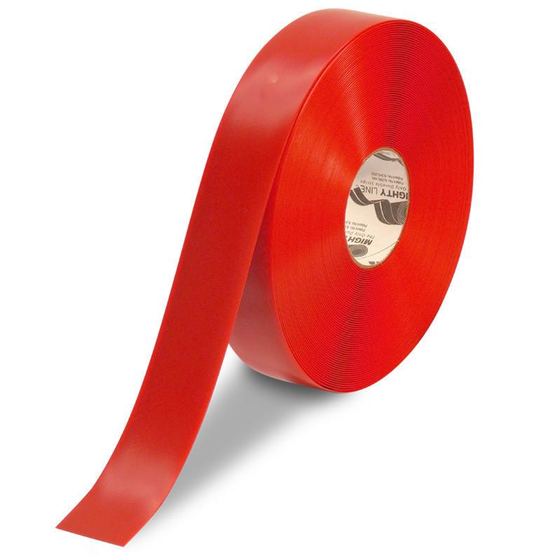 2 Red Safety Floor Tape - Warehouse Products Product