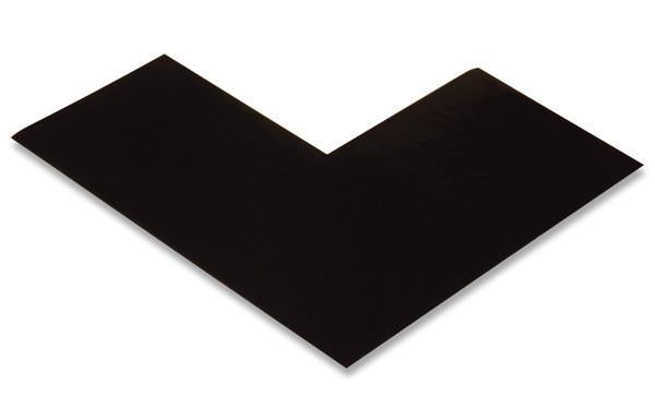 3 Wide Solid Black Angle - Pack Of 25 Product