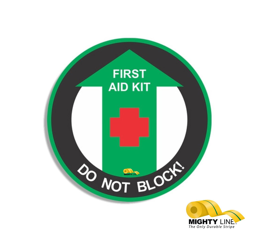 First Aid Kit Do Not Block 24 Product