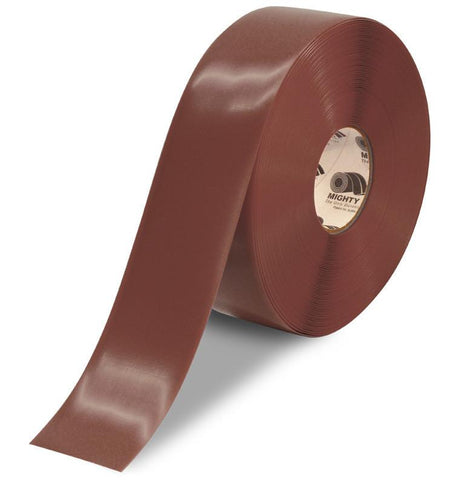 3 Brown Solid Color Tape - 100 Roll Product
