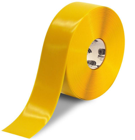3 Yellow Floor Tape - 100 Roll Product