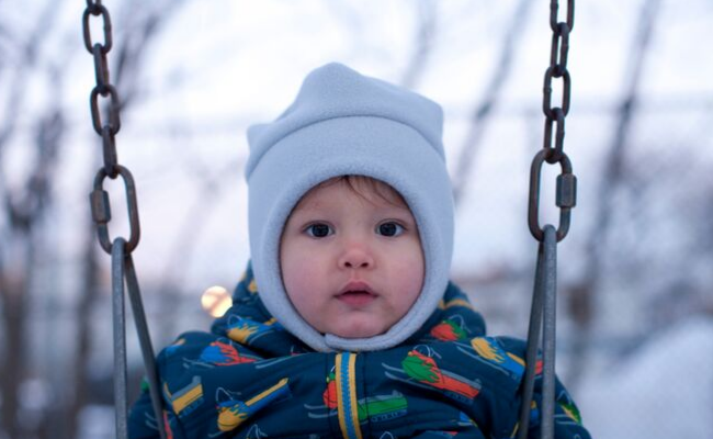 Five tips about going outdoors with your Little One in the winter