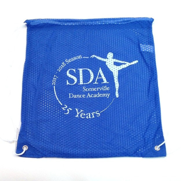 Drawstring Backpack Somerville Dance Academy