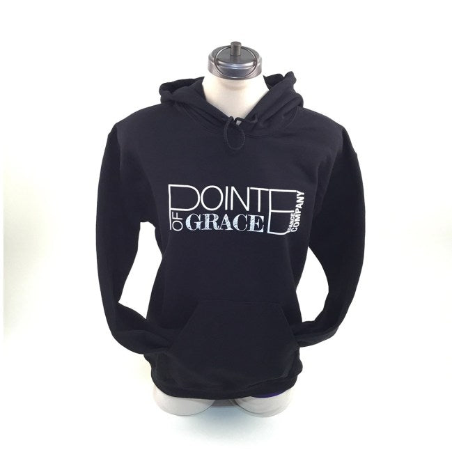 Warm-Up Hoodie: Pointe of Grace Dance Company