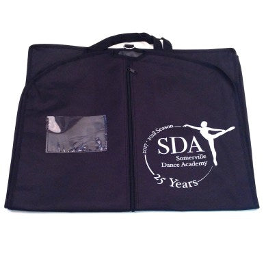 Somerville Dance Academy Garment Bag