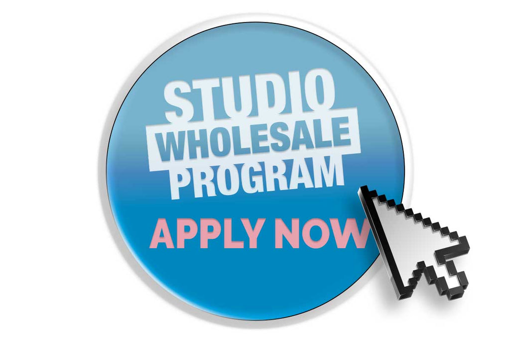 Apply to become a Studio Wholesale Program Member